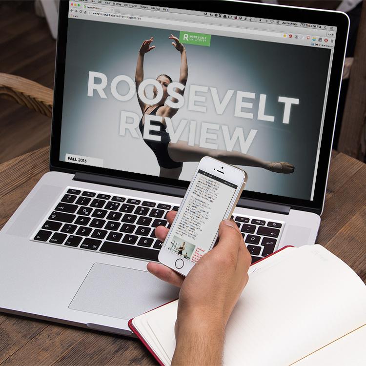Roosevelt Review online